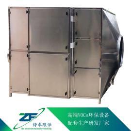 空气净化器光催化、高效光催化除臭净化设备、高能除臭净化器铮奉环保ZF-UV-90000