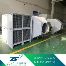 铮奉环�;钚蕴糠掀�净化器,喷漆废气净化装置,工业吸附净化器ZF-HX-5000