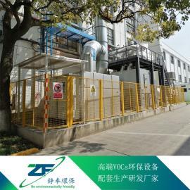 铮奉环保沸石转轮+CO\RCO\RTO,催化燃烧ZF-ETO-10000~150000