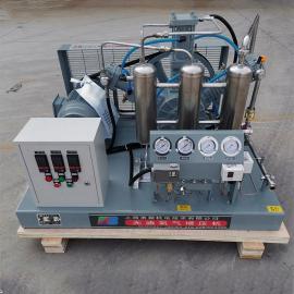 15MPa氧气增压设备 高压氧气增压机WWS-30/4-150