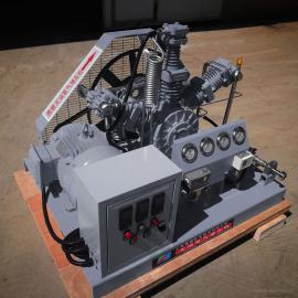 勇霸牌2020新款 15mpa全无油氧气灌装压缩机,氧气增压机WWS-4/4-150