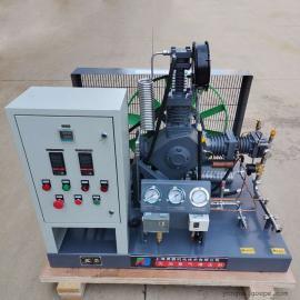 勇霸高压氧气增压机 15MPa氧气瓶充装系统VWS-1.0/4-150