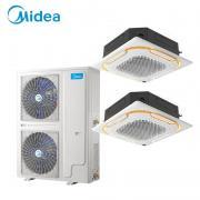 Midea(美的)美的中央空调十匹一拖二天花机 美的风管机 美的空调10HPMDV