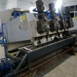 叠螺式脱水机压滤机压泥机