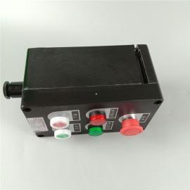 依客思三钮一开关工程塑料防bao控zhi按钮/dian机起动停止LA5821-A3K1
