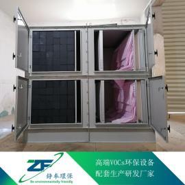 酸洗塔水雾过滤器,碱洗塔水雾净化器铮奉环保ZF-GL-60000