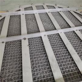 凯迪蒸发器TA10、TA2丝网除沫器TA钛材除雾器装置