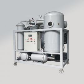 通瑞大流量汽轮机油脱水破乳化真空滤油机ZJC-200