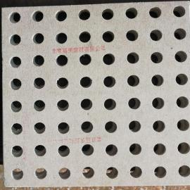 穿孔吸音水泥板