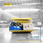 帕菲特50吨电动搬运车 钢厂用电缆型拖电轨道小车BTL