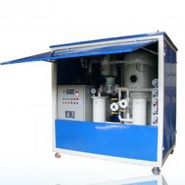 通瑞ZJA双级真空脱气滤油机绝缘油净化机TRZJA80QFB封闭敞开式