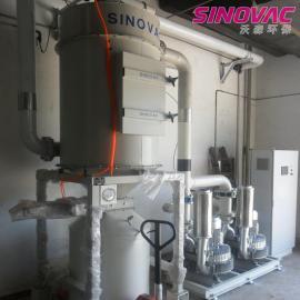 SINOVAC粮食厂除尘器除尘方案