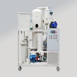 通瑞液压油在线脱大水过滤机、脱大水真空滤油机ZJD-S-10