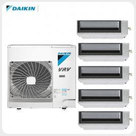 大金DAIKIN中央空调家用变频VRV-B系列 多联机风管机一拖五大金RJFQ120BAV