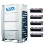Midea(美的)美的中央空调多联机 美的商用空调风管机 带水泵MDV-D36T2/N1-C3