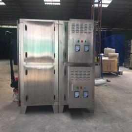 杉盛绿源工业水雾净化、漆雾净化设备、废气处理工程SSDT-5K