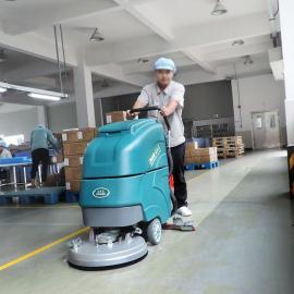 水产市场吸水机全自动洗地机农贸市场清洁扫地机水满�;�A3L洁乐美