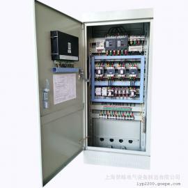 赞略生产水泵控制柜CCCF认证星三角启动一用一备37KW