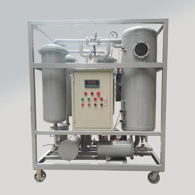 通瑞框架移动式透平油脱水真空净油机ZJC-50