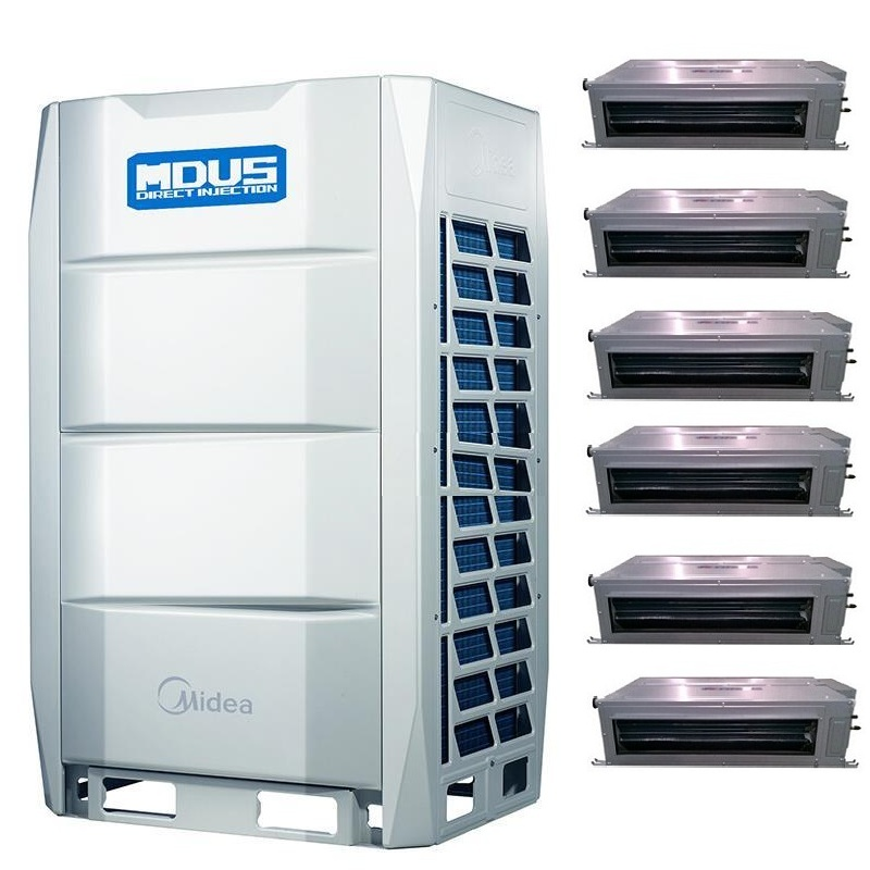 Midea(美的)美的中央空调商用多联机 美的空调风管机内机 美的MDV-D28T2/N1-C3