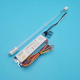羽星光科ESLIGHT直流安全���DC12VDC24V紫外��⒕���GPH4365L-D24