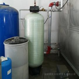 富莱克阳离子交换树脂锅炉除垢软化水设备2850