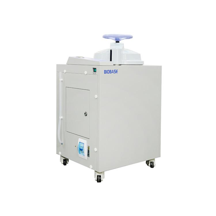 博科全自动高压蒸汽灭菌器BKQ-B100II
