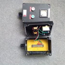 言泉电气IP65防护三防操作柱/防水防腐防尘FZC-A2B1D2L