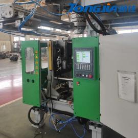 通佳吹塑机制作塑料桶 25L堆码桶 尿素溶液桶生产设备TJ-HB60L