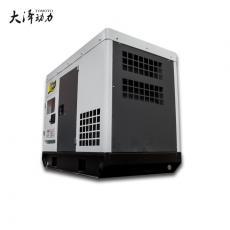 大泽动力20kw水冷柴油发电机TO22000ET