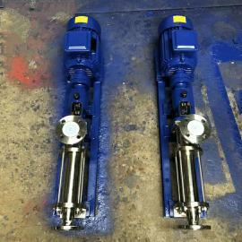 鄂泉FG25-1螺�U泵EQ