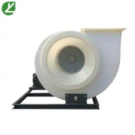 源丰 4-72塑料风机 防腐风机 pp塑料风机