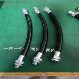依客思BNG-DN70*700大规格防爆走线管连接管/一内一外接头橡胶管