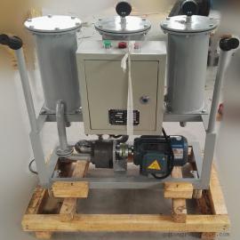 挖掘机泵车吊车液压油过滤机