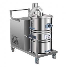 威德尔(WAIDR)移动式车间工业吸尘器80L大吸力吸尘设备吸砂石灰尘颗粒物用WX80/40