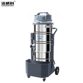 洁威ke220V工业吸尘器 da型仓库用吸尘器 车间手推式粉尘集尘器WB-3610