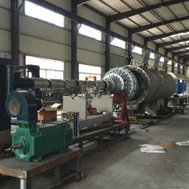 众诺塑机PE塑料管材设备SJ75/33