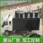 地埋式污水处理设备 一体化地埋式废水处理设备隆鑫环保