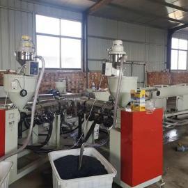 众诺塑机加油站石油管设备 加油站输油管设备SJ75/33