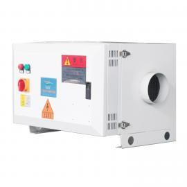 紧固件行业油雾烟雾回收设备刀具磨床油雾收集器
