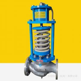 ZZYP-16C直接作用蒸汽氮气自力式调节阀乐控仪表