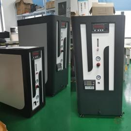 安研溶剂的蒸fa氮气fa生qi品牌,3个9氮气气态fa生qi型haoAYAN-10LG