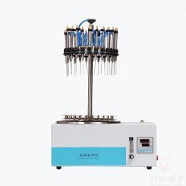 归永电动水浴升jiang24位氮吹仪changshang,农残检测多样品定量浓缩仪品牌GY-YXDCY