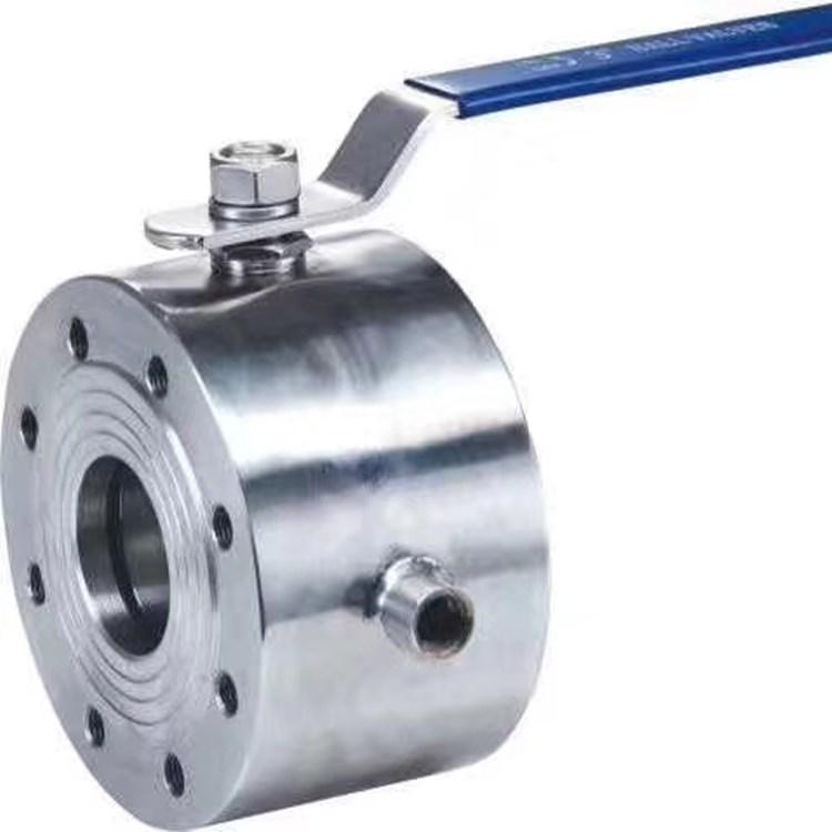 埃瑞通(APIRT)不锈钢对夹式球阀Q71F-16P