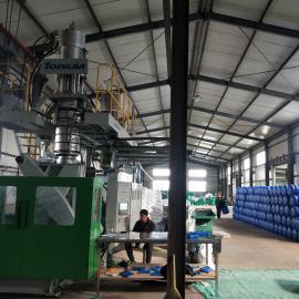 通佳网箱浮球生产商设备 600*900塑料浮球吹塑机TJ-HB160L/SP