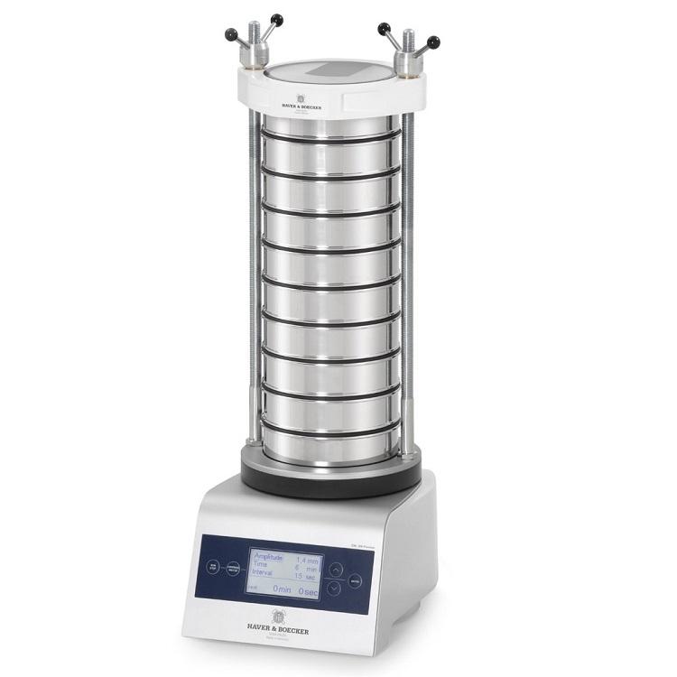 德国Haver&Boecker德国Haver 哈弗EML 200 Premium Remote筛分仪EML 200 PREMIUM REMOTE