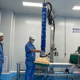 Herolift30kgPVC袋搬运吸盘吊具、适用编织袋子投料码垛气管吸吊机VEL120-2.5