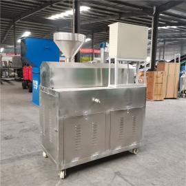 圣泰免搓洗红薯粉丝机 控温全封闭粉条机型号 操作视频6FT-40