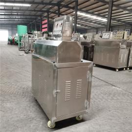 圣泰自动控温宽粉加工设备 全自动红薯粉丝粉条机 操作视频 6FT-40