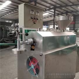 圣泰生产制作粉丝的配方 红薯淀粉粉丝粉条机 干净卫生6FT-80